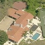 Seth Macfarlane's House (Birds Eye)