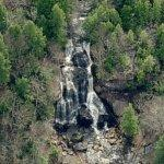 Glen Wild Falls (Birds Eye)