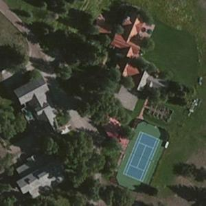 Harrison Ford's House (Bing Maps)