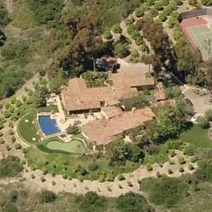 Phil Mickelson S House Former In Rancho Santa Fe Ca 2