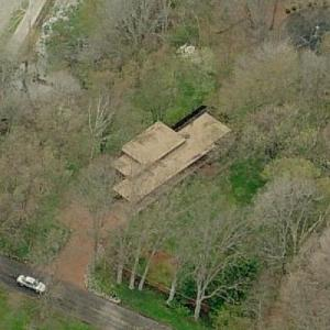 'Goetsch-Winckler House' by Frank Lloyd Wright (Birds Eye)