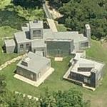 'Sirmai-Peterson Residence' by Frank Gehry (Birds Eye)