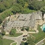 George Hamilton's House (former) (Birds Eye)