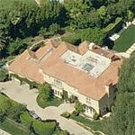 Paul Marciano's house (Birds Eye)