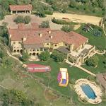 Robbie Williams' House (Birds Eye)