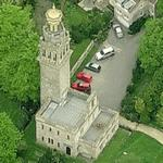 Beckford's Tower (Birds Eye)