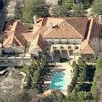 T. Boone Pickens, Jr.'s House (Birds Eye)