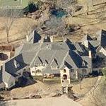 Dirk Nowitzki's House (Birds Eye)