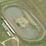 Bonner's Bellmead Speedway (Birds Eye)