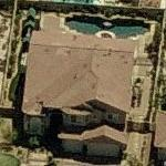Dana White's House (Birds Eye)