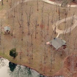 Hank Williams, Jr.'s House (Birds Eye)