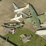 Chanute Air Museum (Birds Eye)