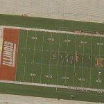 Fighting Illini football practice (Birds Eye)