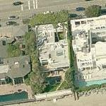 Bruce Willis & Demi Moore's House (former) (Birds Eye)