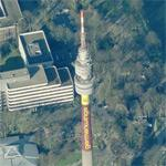 """Florian"" TV tower (Birds Eye)"