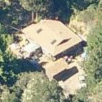 Jackson Browne's House (Birds Eye)