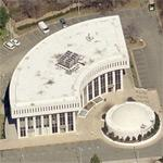 David M. Brown Planetarium (Birds Eye)
