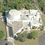 Brevard Community College Planetarium (Birds Eye)