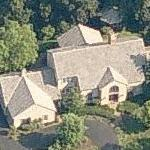 Jimmy Chamberlin's House (former) (Birds Eye)