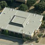Angelo State University Planetarium (Birds Eye)