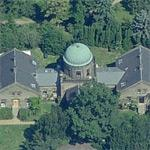 Copenhagen University Observatory (Birds Eye)