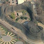Cedar Point (Bing Maps)