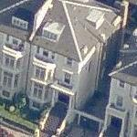 Hugh Laurie's House (Birds Eye)