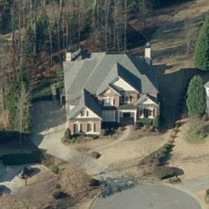 Matt Ryan's House (Birds Eye)