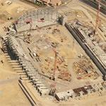 Yves du Manoir Stadium (under construction)
