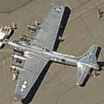 "Boeing B-17 Flying Fortress 44-83514 ""Sentimental Journey"" (Birds Eye)"
