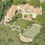 Luciana Paluzzi & Michael Solomon's House