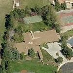 Scott McCarron's House (former) (Birds Eye)