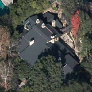 Queen Latifah's House (Bing Maps)
