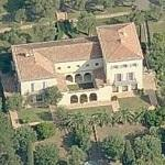 Coco Chanel's House (Birds Eye)