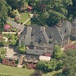 Oregon Governor's Mansion (Birds Eye)