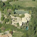 John Branca's House (Birds Eye)