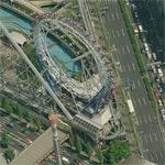 Big O ferris wheel (Bing Maps)