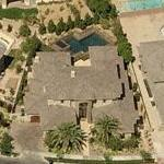 Aaron Rowand's House (Birds Eye)