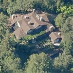 Barry Levinson's house (Birds Eye)