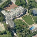 Sidney Sheldon's house (former) (Birds Eye)