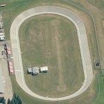 Glenmore Velodrome (Birds Eye)