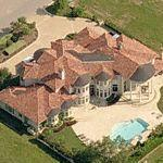Nolan Ryan's House (Birds Eye)