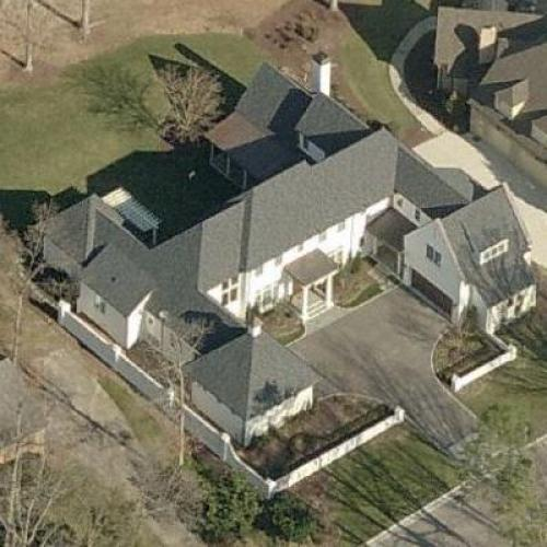 Colleges In Raleigh Nc >> Bill Cowher's House in Raleigh, NC - Virtual Globetrotting