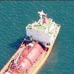 Big ship LPG (Birds Eye)