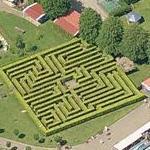 Paulton's Park Maze