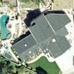 "Chuck ""The Iceman"" Liddell's House (Bing Maps)"