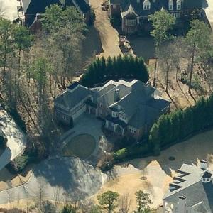 T-Pain's House (Former) (Bing Maps)
