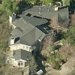 Colbie Caillat's House (Former) (Birds Eye)