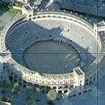 Coliseo Balear (Birds Eye)