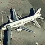 """Airbus A320 """"Club Vacaciones"""""""